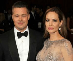 Divort Angelina Jolie