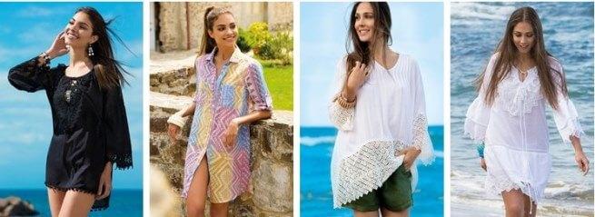 Modele rochii de plaja online