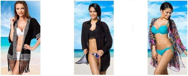 Poze modele rochii de plaja