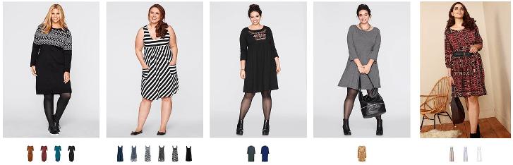 Poze rochii XXL dama
