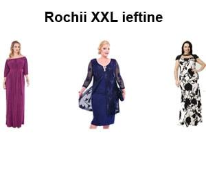 Rochii XXL ieftine